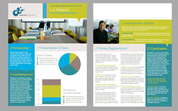 Flyer And Brochure Design Services For Product Business And Corporates